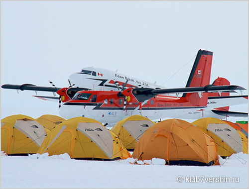 Antartica: Expedition to Mount Vinson (4897m)