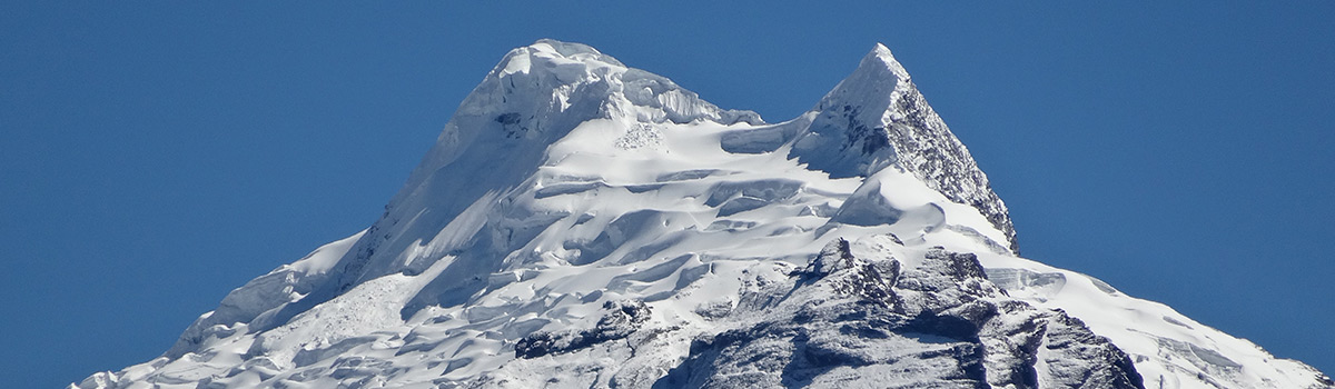 Peru Expeditions Tours: Expedition Nevado Vallunaraju (5686 m) or called Wallunarahu