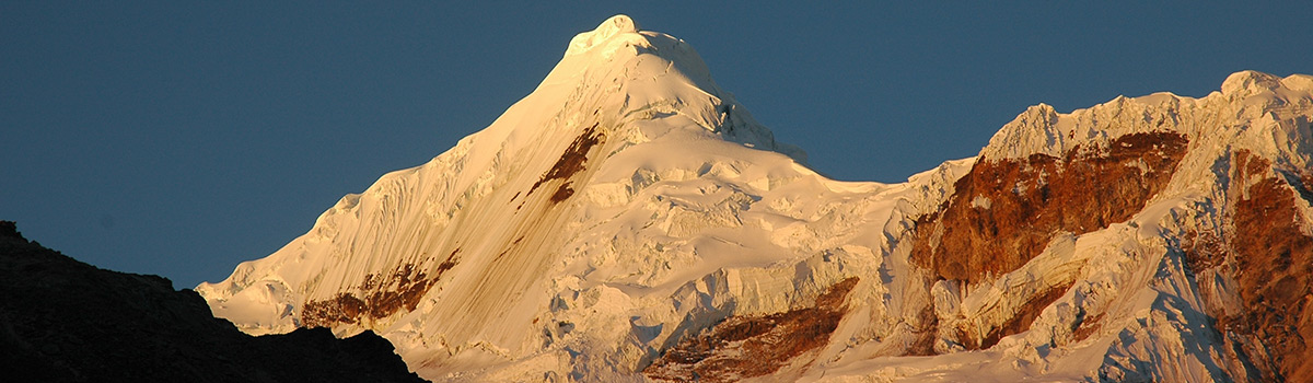 Peru Expeditions Tours: Expedition Nevados Urus (5495m), Ishinca (5530m) and Tocllaraju (6034m)-&-Huascaran (6768 m)