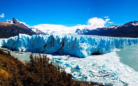 Travel to Glaciar Perito Moreno in Argentina