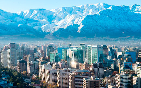 Travel to Santiago de Chile