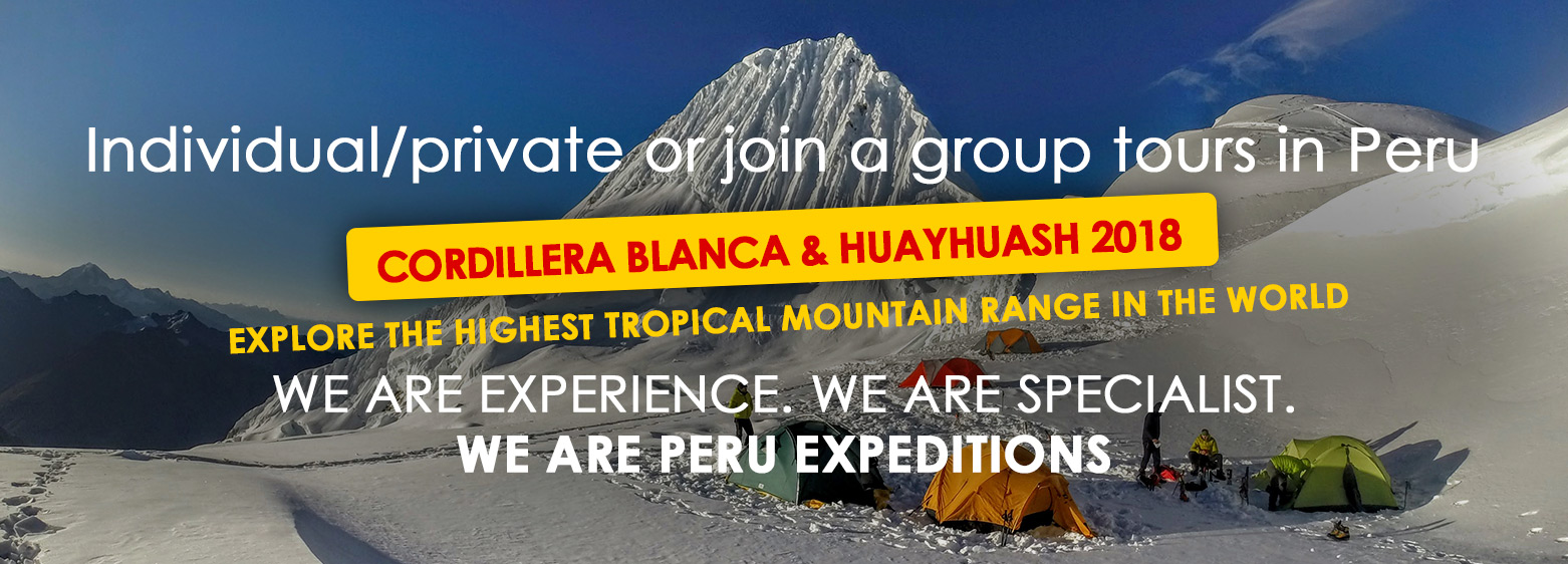 Trips and Travel: Individual/private or join a group tours in Peru
