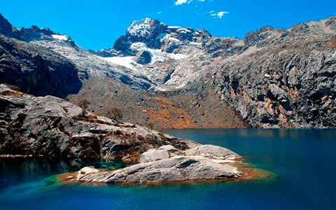 Daily tours - Hiking in Huaraz, Peru
