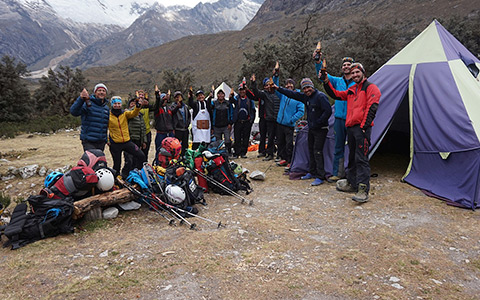 Trekking and Mountaineering in Peru
