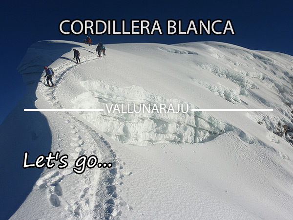 Nevado Vallunaraju